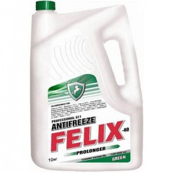 Антифриз FELIX G12 (5кг) зеленый -40